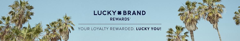 Lucky Brand Rewards