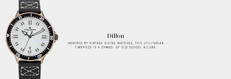 Dillion Watch