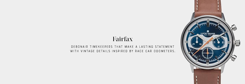 Fairfax Watch