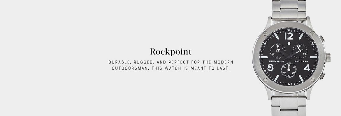 Rockpoint Watch