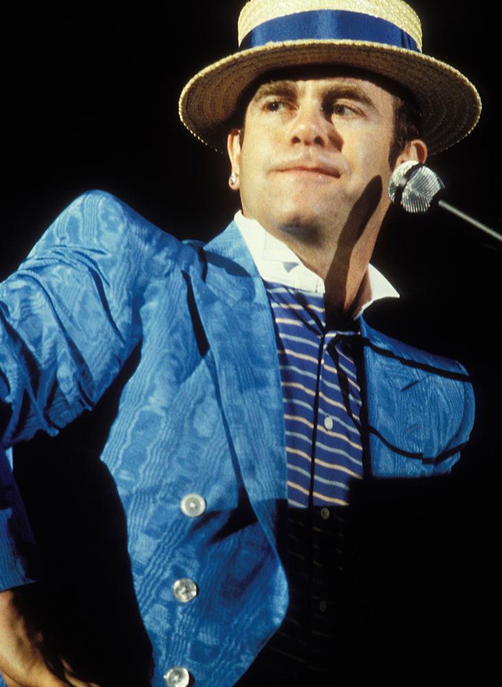 Elton John - 1980s