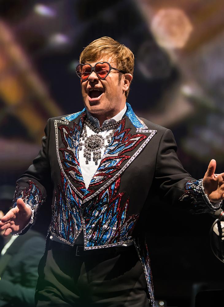 Elton John - Present Day
