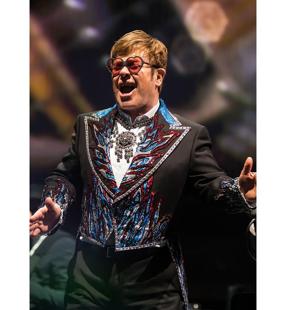 Elton John Present Day