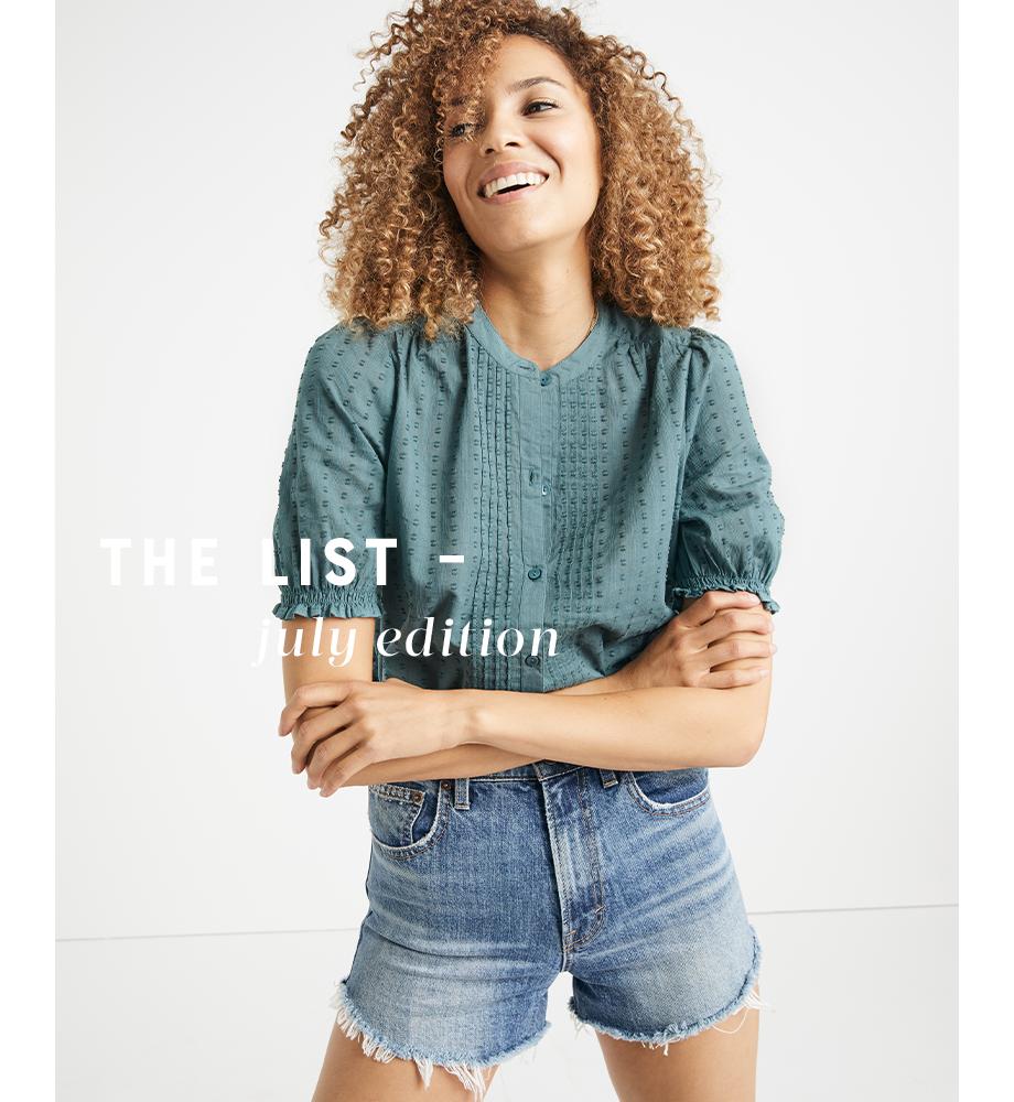 The List July - Women