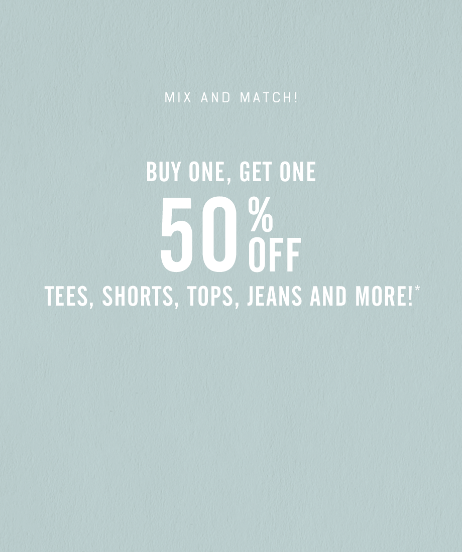 79b94c5d56c1b4 Lucky Brand | Bogo 50% Off Mix & Match
