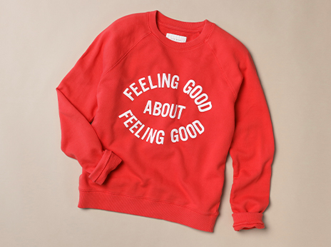 Look as good as you feel with our soft, stylish sweatshirts